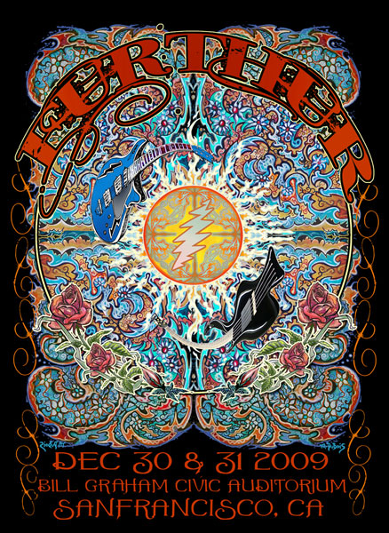 Furthur New Years Poster 2