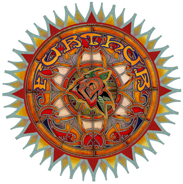 Furthur Stained Glass 2010