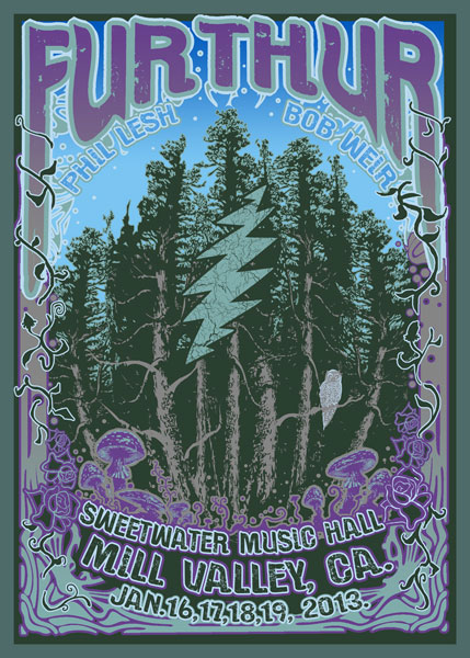 Furthur Sweetwater January 2012 by Michael DuBois