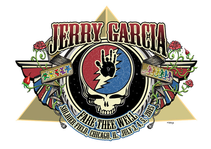Fare Thee Well - Jerry Garcia