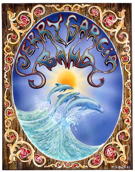 Jerry Garcia Band - Dolphins