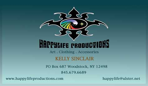 Happylife Business Card