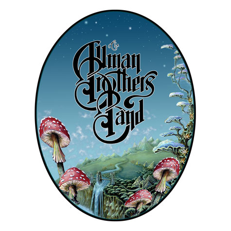 Allman Brothers Artwork by Michael DuBois