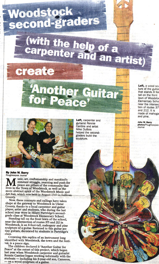 Another Guitar for Peace