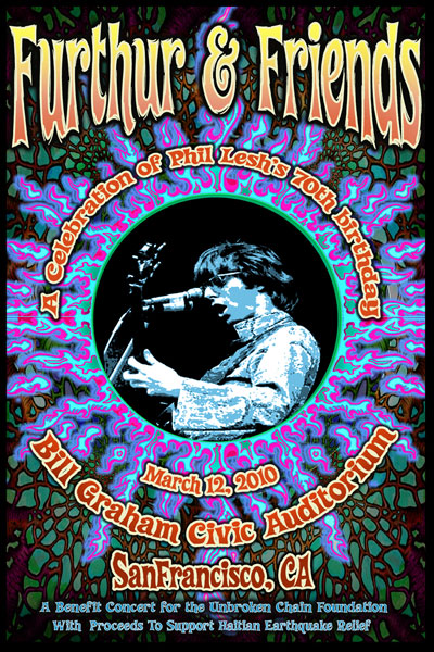 Furthur Phil's Birthday 2010