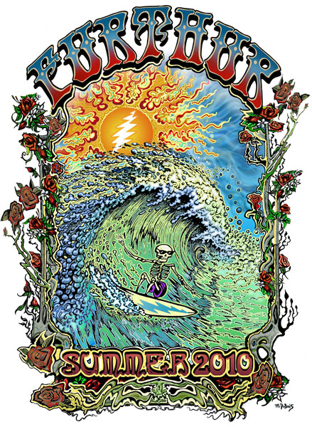 Furthur Wave Summer 2010