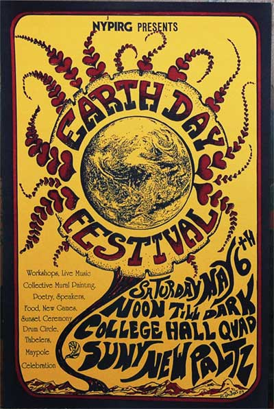 Earth Day New Paltz