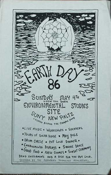 Earth Day 1986