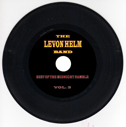 Levon Helm Band 45 Vol. 3 2011