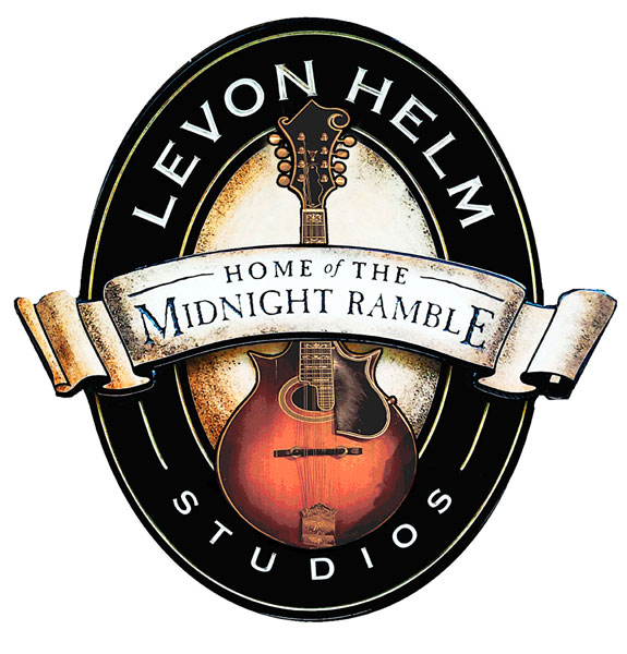 Levon Helm  Logo 2012 by Michael DuBois