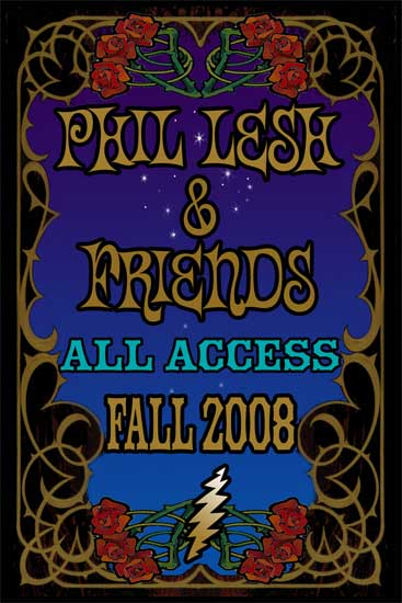 Phil & Friends Fall 2008 All Access