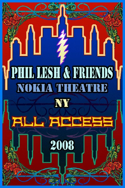 Phil & Friends Nokia 2008 All Access