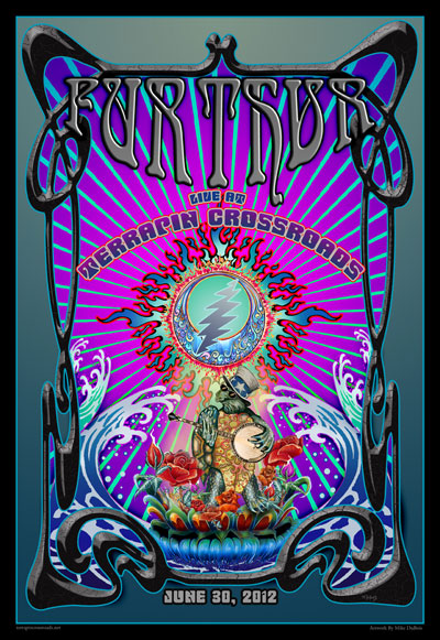 Terrapin Crossroads Furthur June 2012 by Michael DuBois