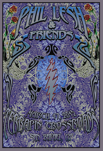 Terrapin Crossroads Poster by Mike DuBois